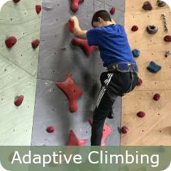Adaptive Climbing Series signup